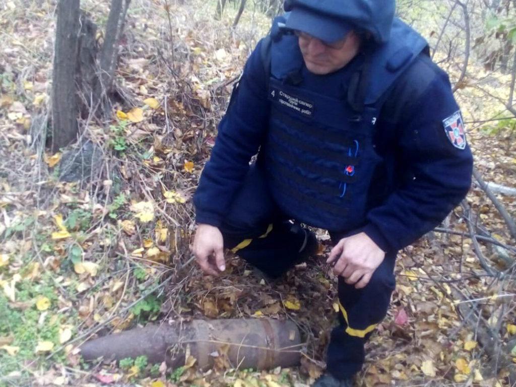 На Днепропетровщине нашли устаревшие боеприпасы, - ФОТО, фото-3