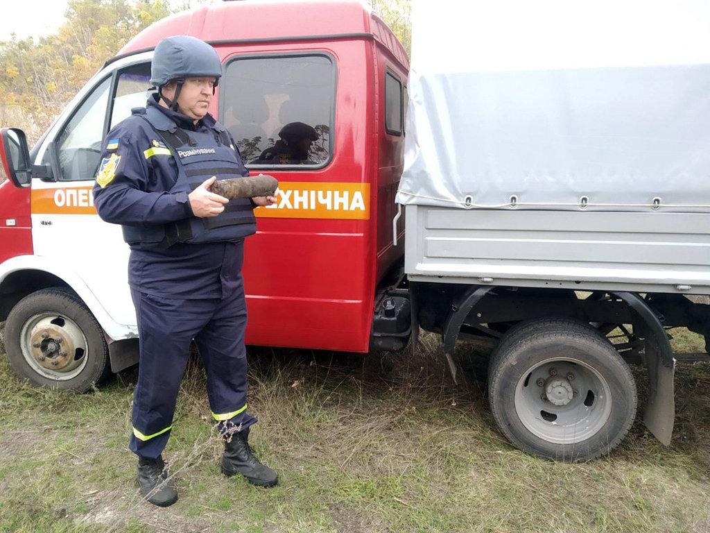 На Днепропетровщине нашли устаревшие боеприпасы, - ФОТО, фото-4