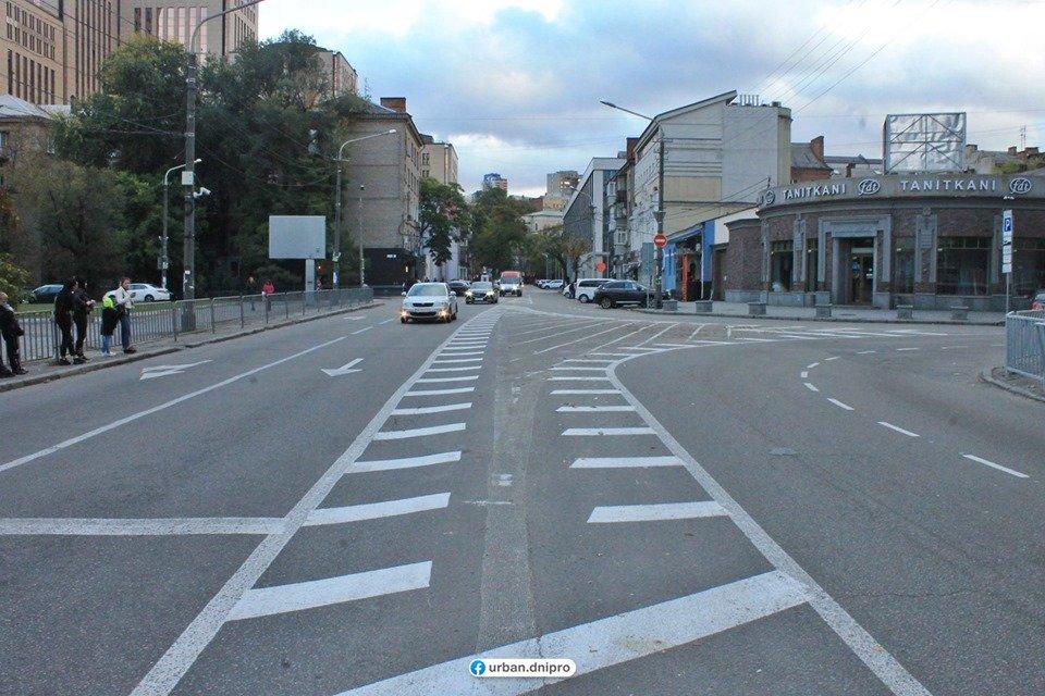 Как в Днепре внедряют новую организацию дорожного движения, фото-3