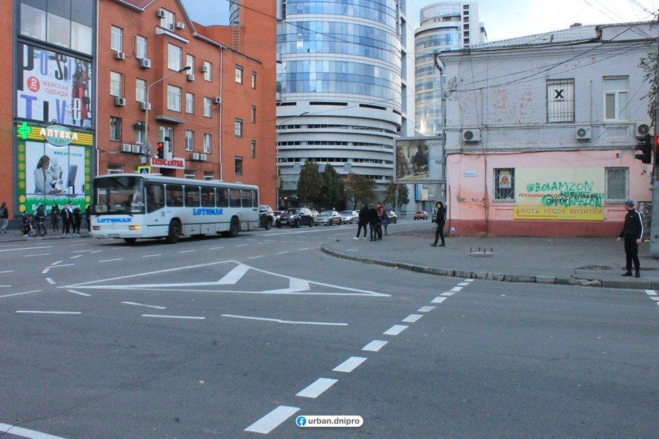 Как в Днепре внедряют новую организацию дорожного движения, фото-1