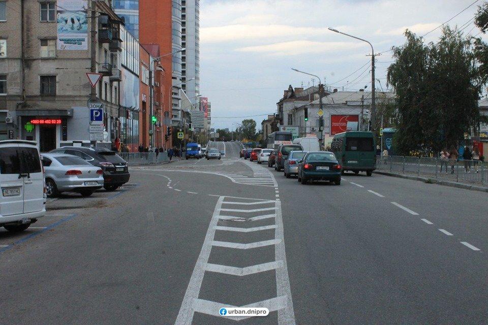 Как в Днепре внедряют новую организацию дорожного движения, фото-5