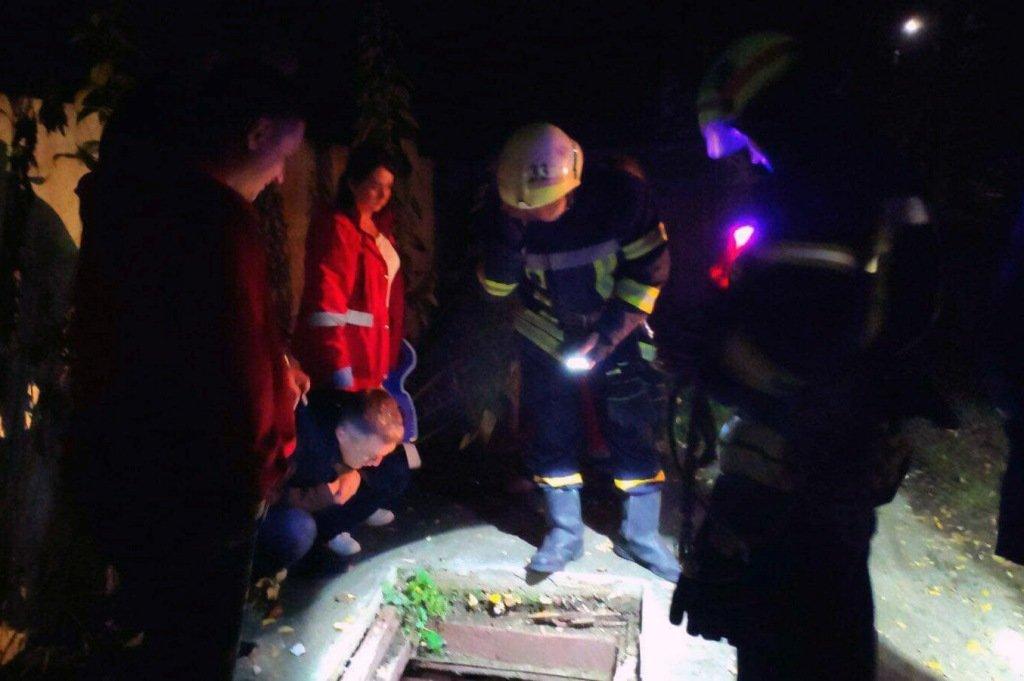На Днепропетровщине мужчина провалился в подвал заброшенного дома, - ФОТО, фото-3