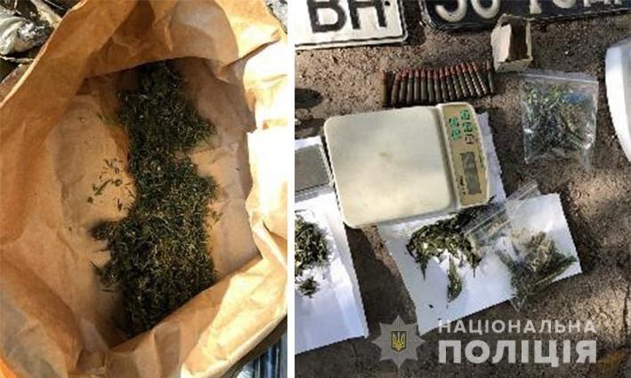 В Днепре служебный пес помог полиции обнаружить оружие и наркотики, - ФОТО, фото-2