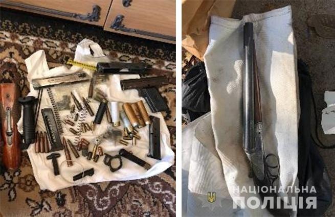 В Днепре служебный пес помог полиции обнаружить оружие и наркотики, - ФОТО, фото-1