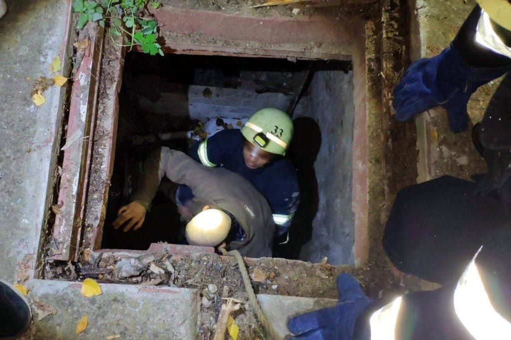 На Днепропетровщине мужчина провалился в подвал заброшенного дома, - ФОТО, фото-1