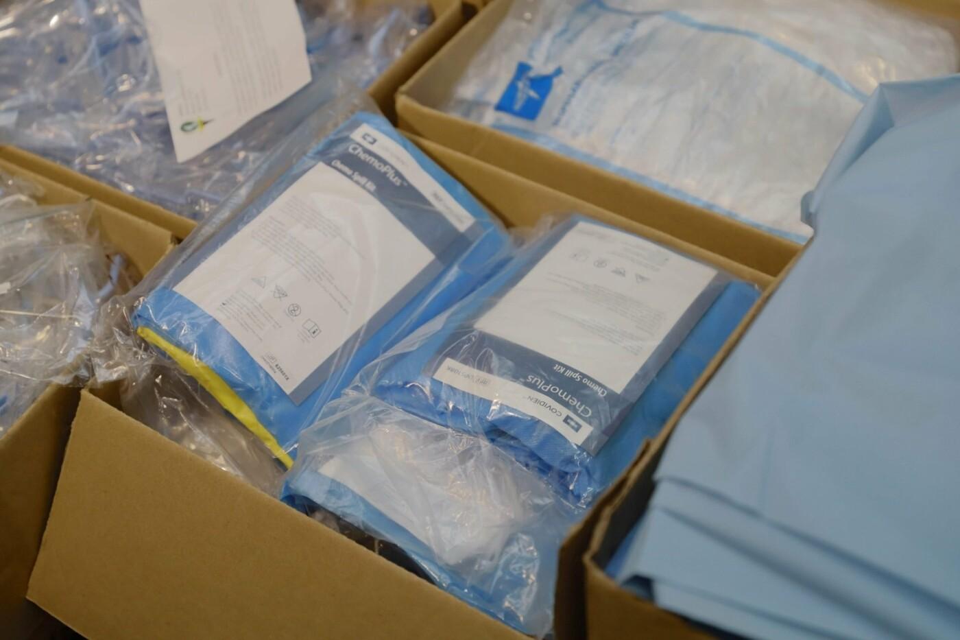 В Днепр привезли первую часть гуманитарной помощи из США, - ФОТО, фото-2