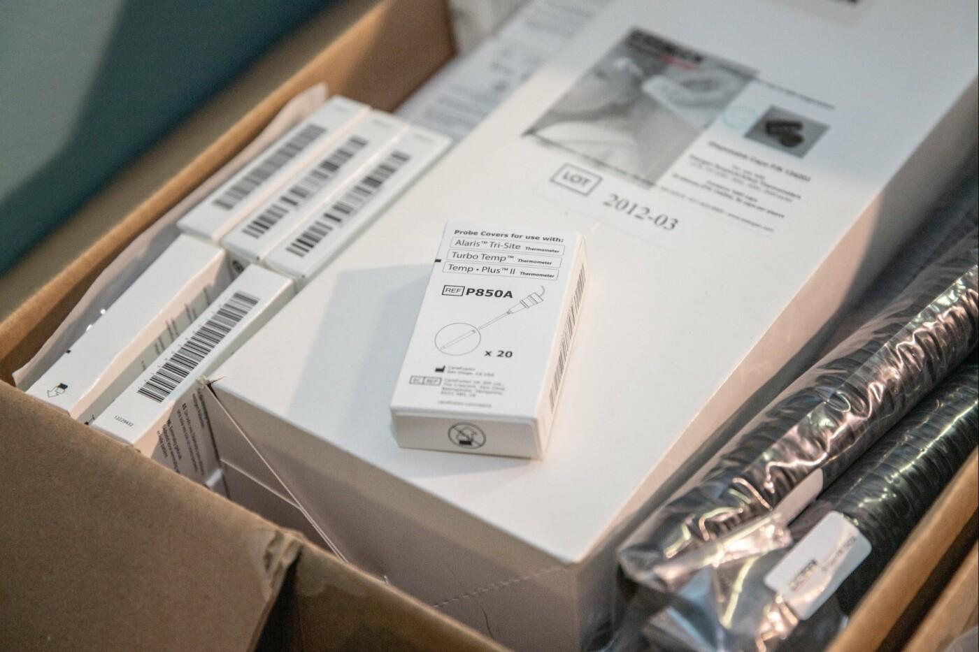 В Днепр привезли первую часть гуманитарной помощи из США, - ФОТО, фото-3