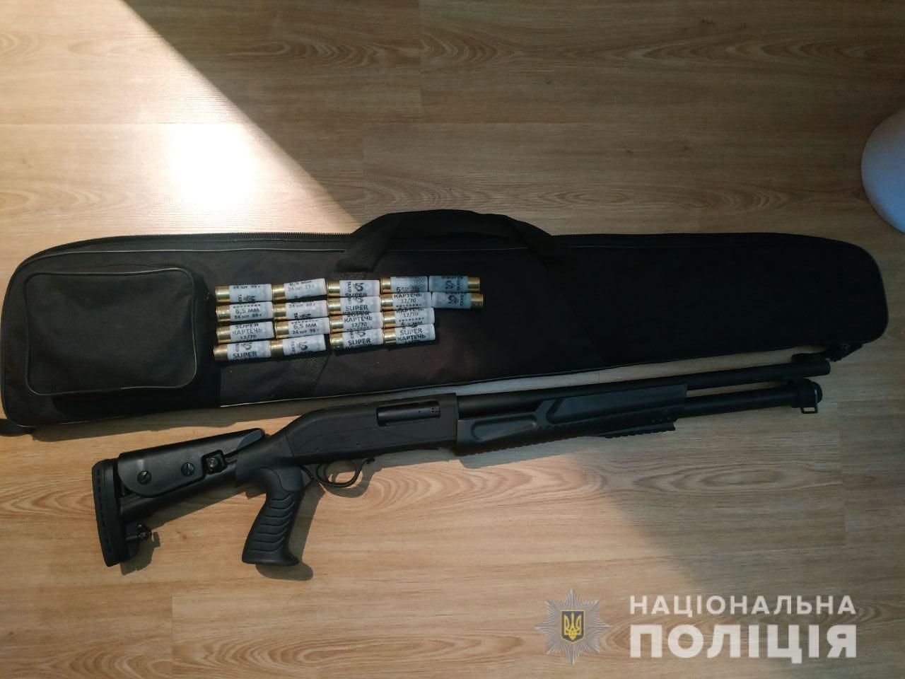 В Днепропетровской области члены бандитской группировки запугивали местных фермеров, - ФОТО, ВИДЕО, фото-1