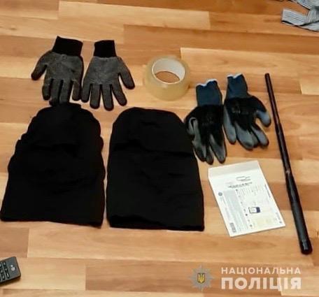 В Днепропетровской области члены бандитской группировки запугивали местных фермеров, - ФОТО, ВИДЕО, фото-2