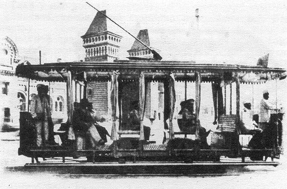История общественного транспорта в Днепре: часть первая, - ФОТО, фото-2