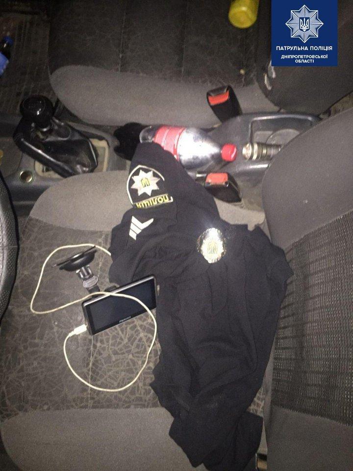 На Днепропетровщине обнаружили фейковых полицейских, фото-4