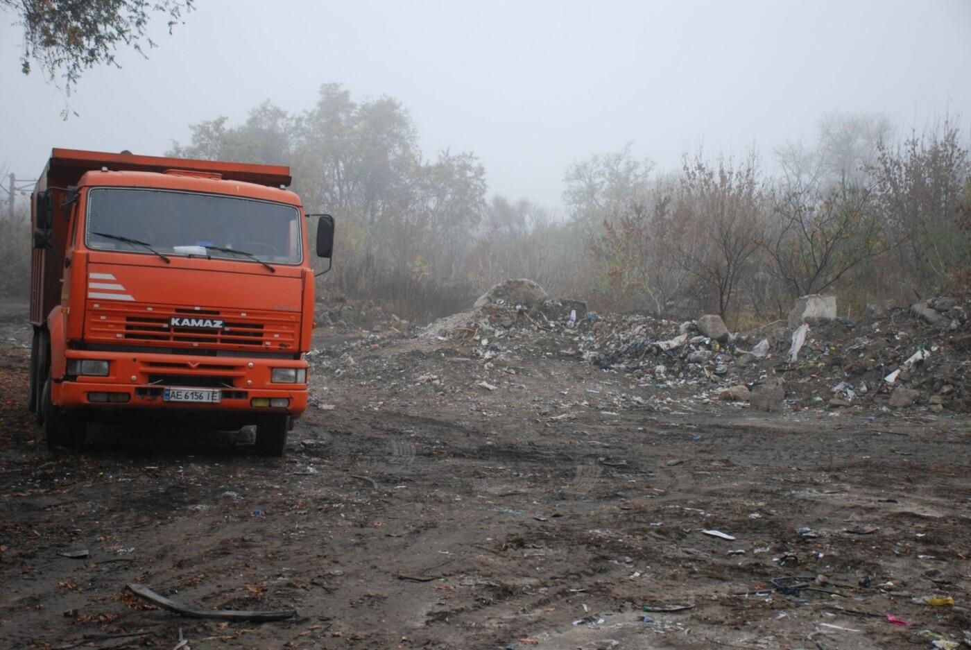 В Днепре коммунальщики борются со стихийными свалками, - ФОТО, фото-2