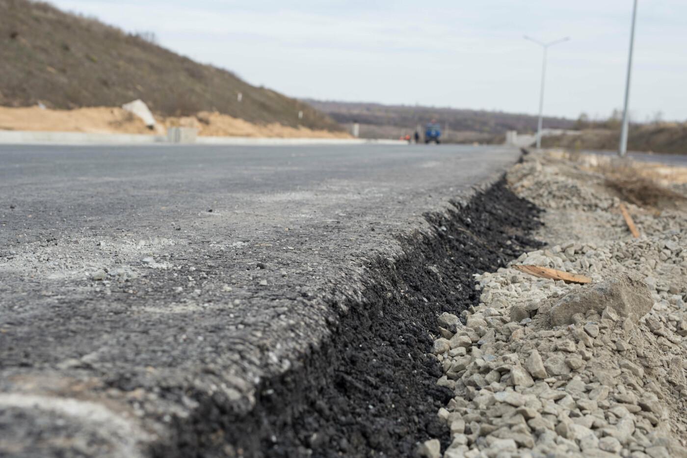 Под Днепром строят еще одну объездную дорогу, - ФОТО, фото-4