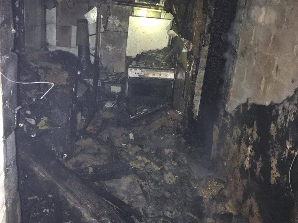 Под Днепром пожар унес жизнь женщины, - ФОТО, фото-1