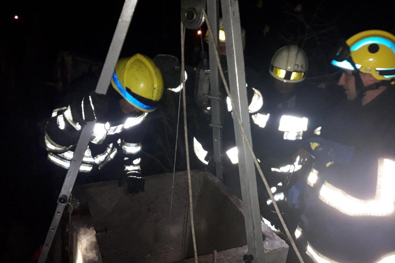 В Днепре мужчина упал в 13-метровый колодец с водой, - ФОТО, фото-2