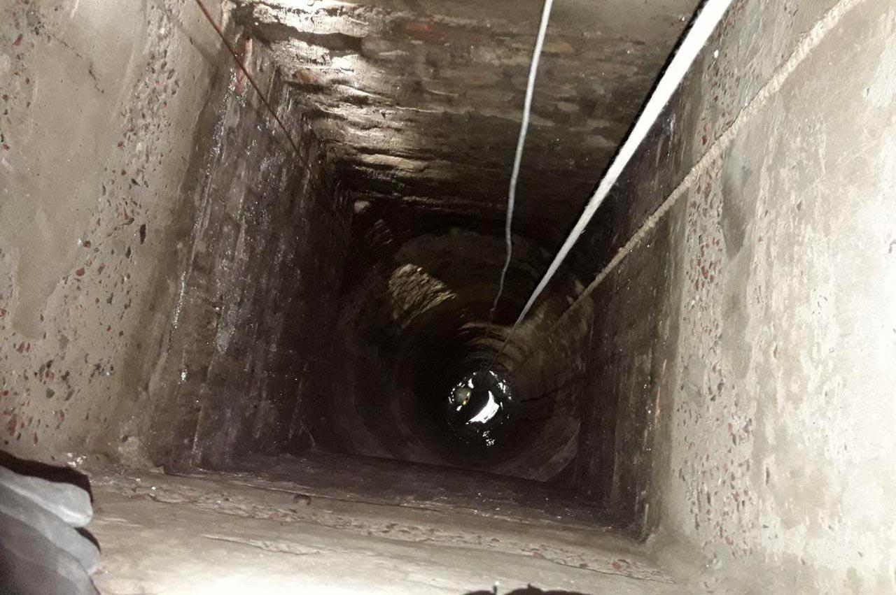 В Днепре мужчина упал в 13-метровый колодец с водой, - ФОТО, фото-1