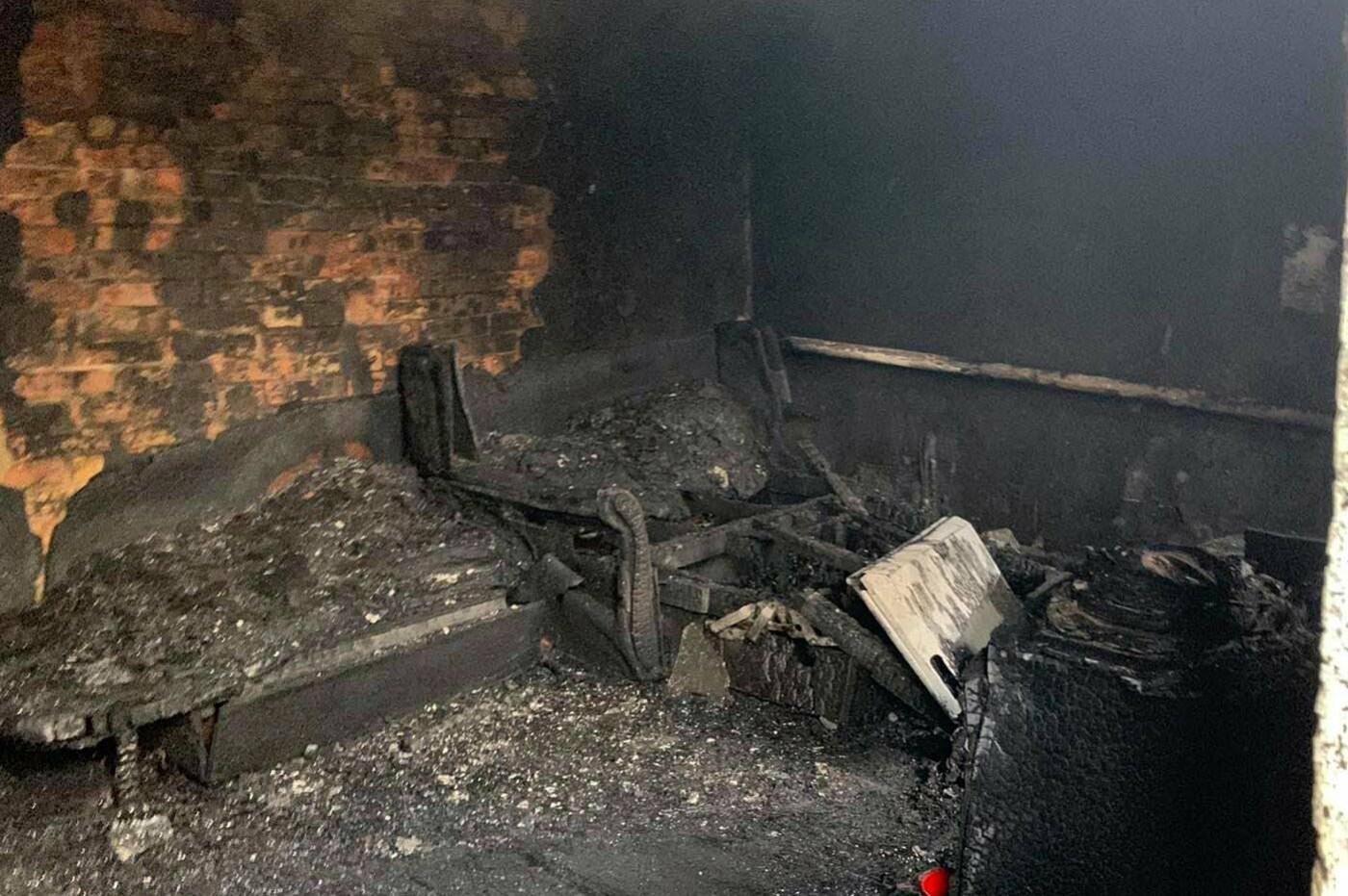 В Днепропетровской области маленький ребенок пострадал на пожаре, - ФОТО, фото-2
