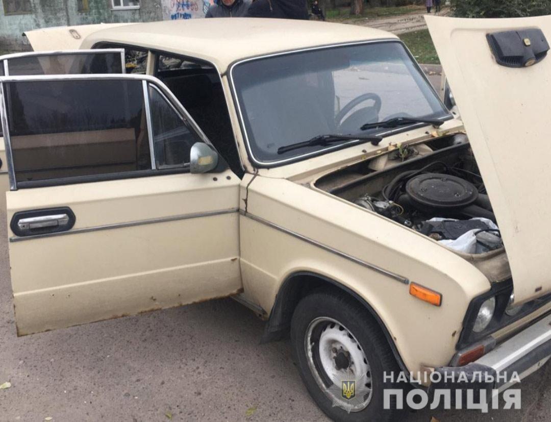 На Днепропетровщине разыскали три украденных автомобиля, - ФОТО, фото-3
