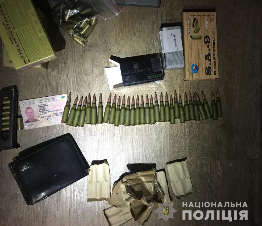 На Днепропетровщине полицейский продавал оружие через интернет, - ФОТО, ВИДЕО, фото-1