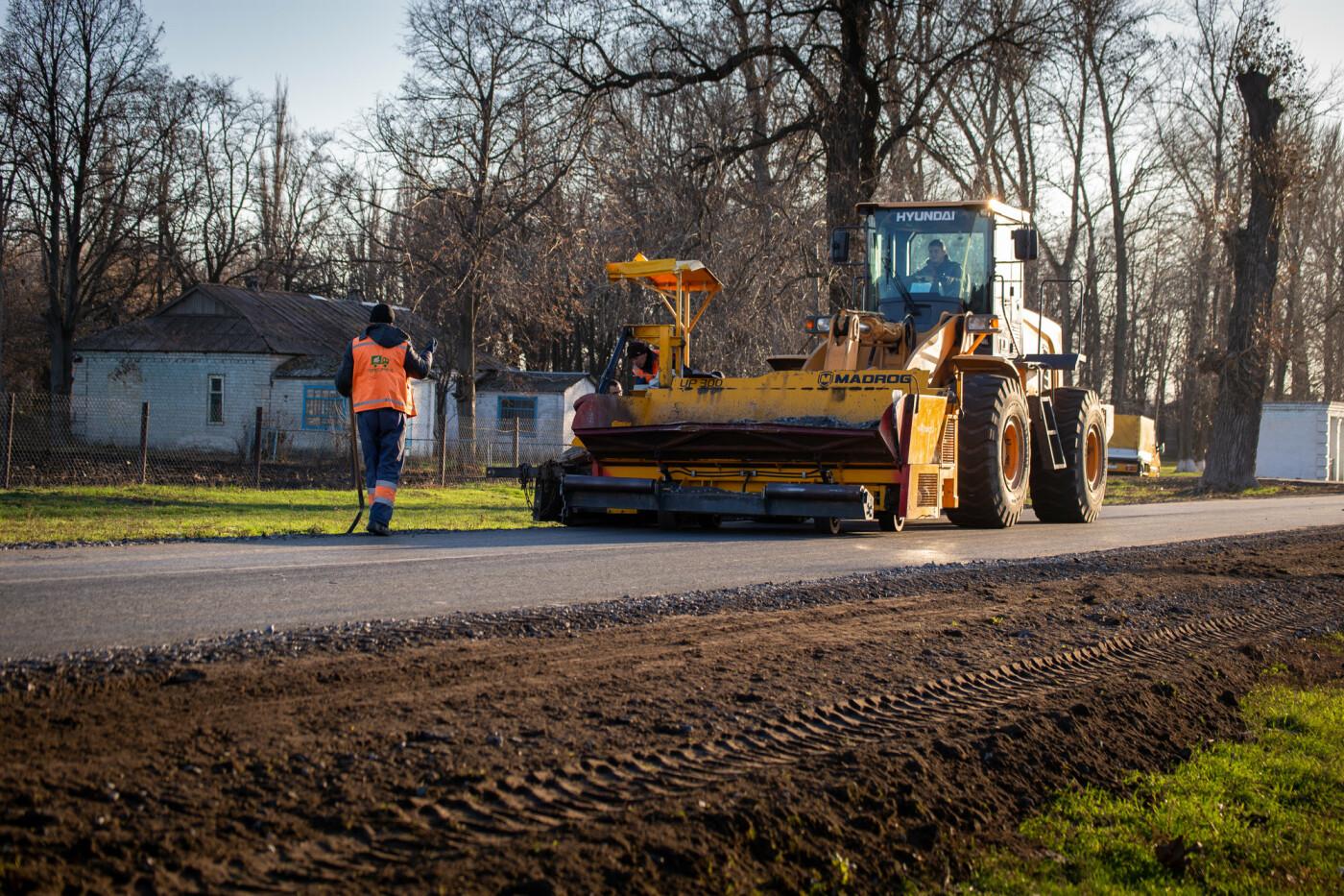 На Днепропетровщине продолжают ремонт дорог местного значения, - ФОТО, фото-3