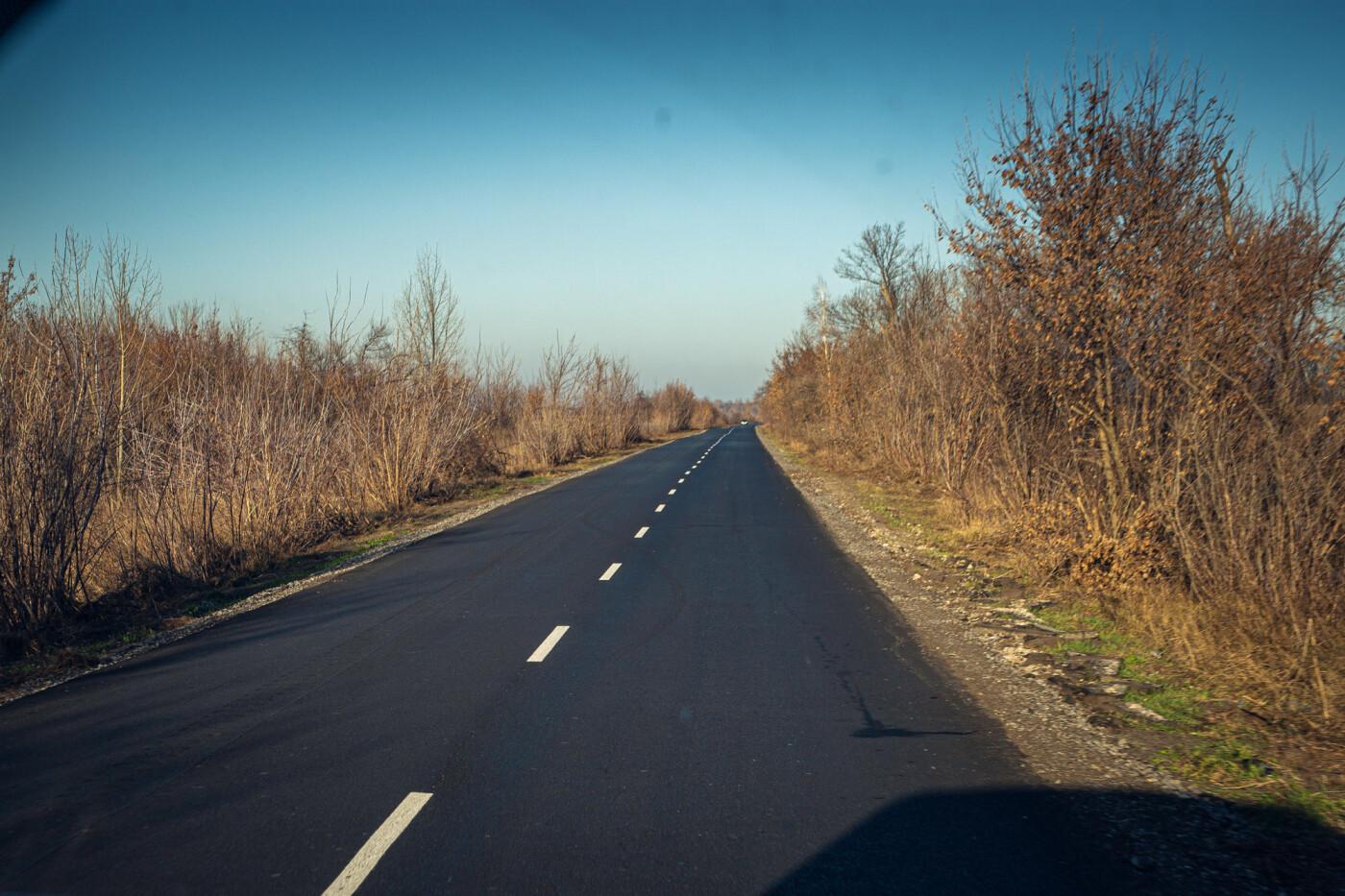 На Днепропетровщине продолжают ремонт дорог местного значения, - ФОТО, фото-5