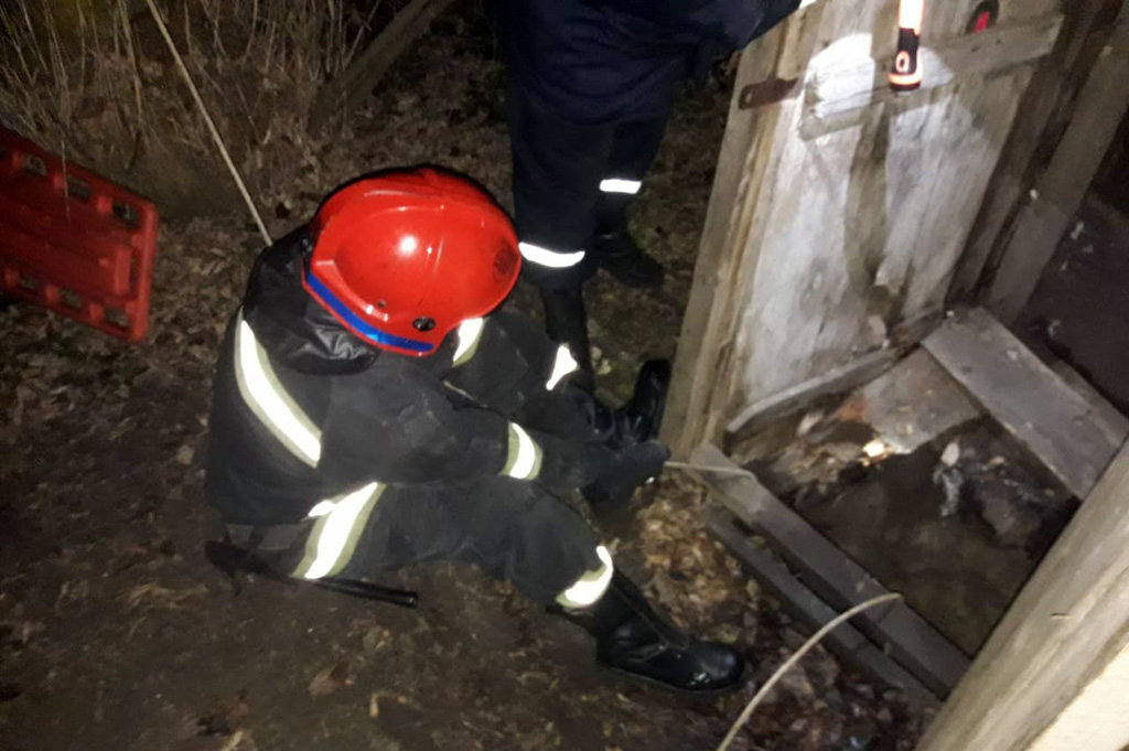 Под Днепром пожарные доставали мужчину из-под земли, - ФОТО , фото-2