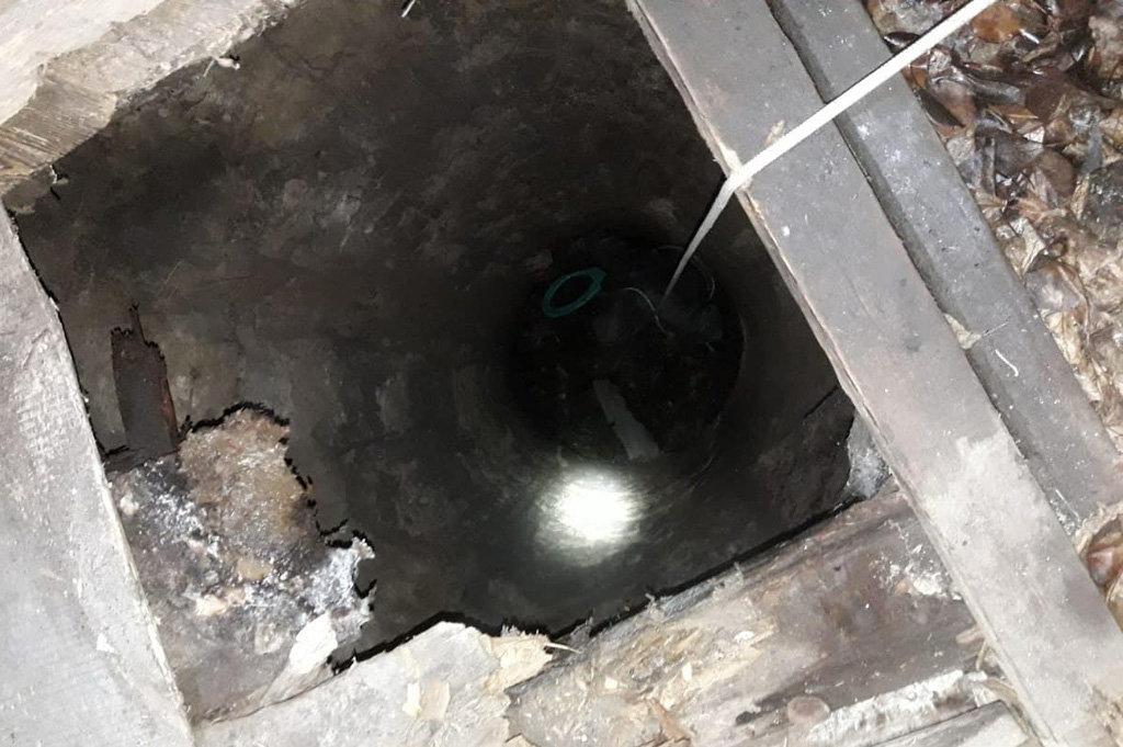 Под Днепром пожарные доставали мужчину из-под земли, - ФОТО , фото-3