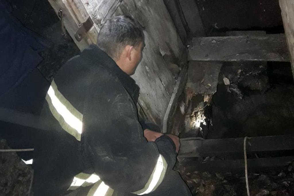 Под Днепром пожарные доставали мужчину из-под земли, - ФОТО , фото-4