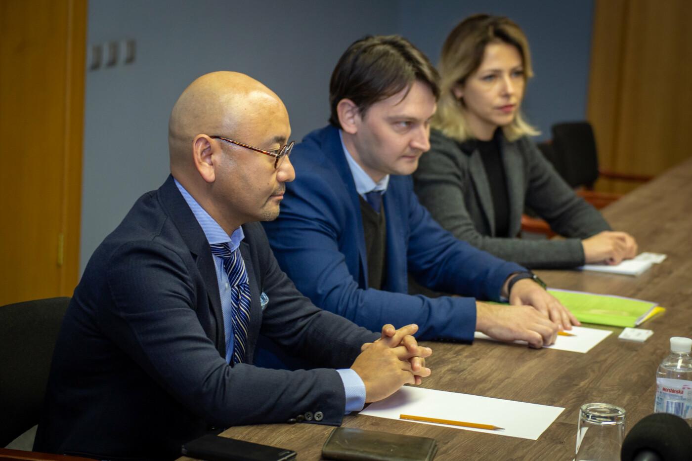 Днепропетровщина и Япония обсудили возможность строительства мусороперерабатывающего завода, - ФОТО, фото-2