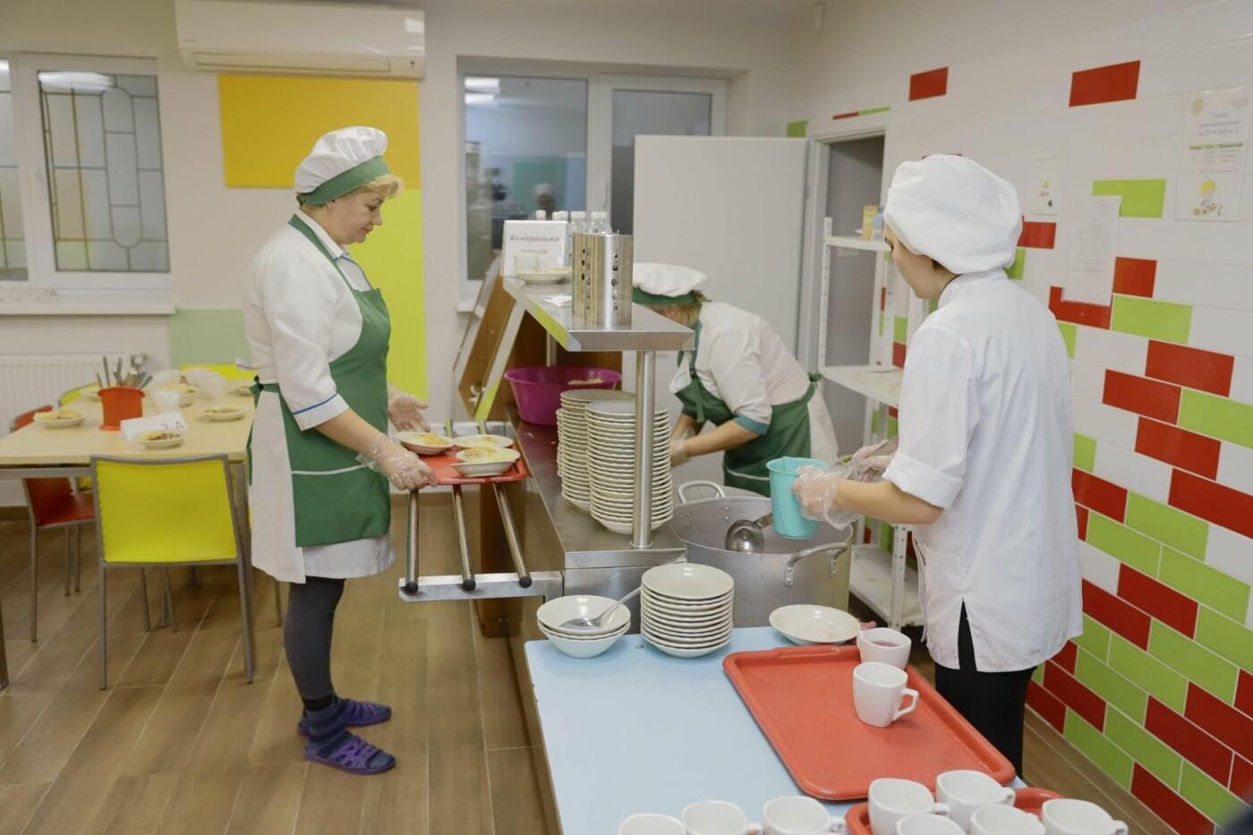 В Днепре ремонтируют школьные столовые - ФОТО, фото-3