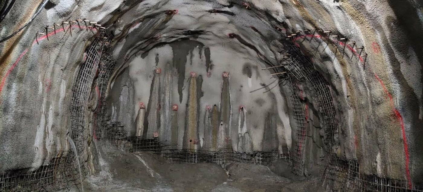 Как проходит строительство метро в Днепре: вид сверху, - ФОТО, фото-1