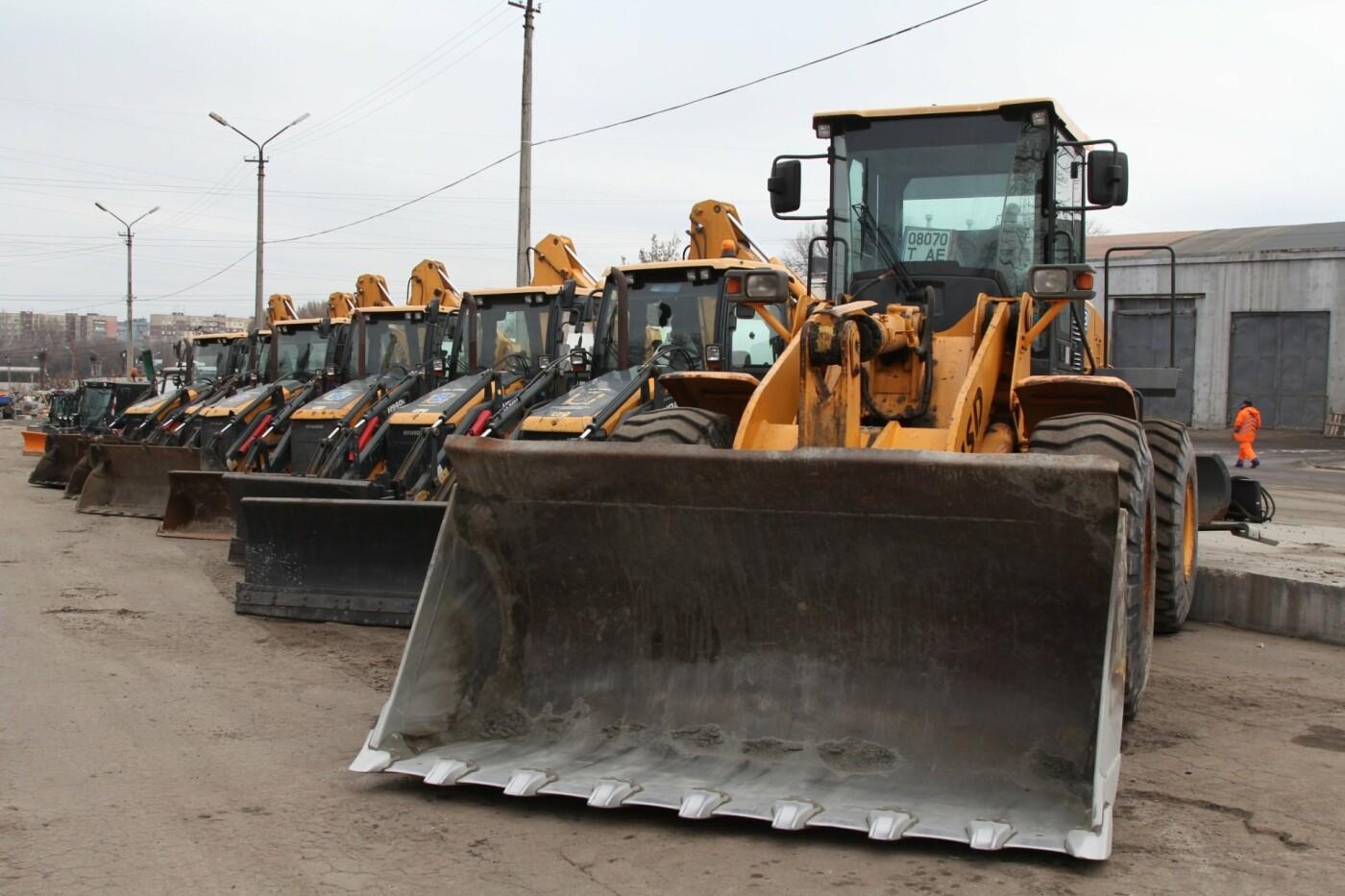 """В Днепре к зиме уже подготовили коммунальные """"машины-трансформеры"""", - ФОТО, фото-1"""