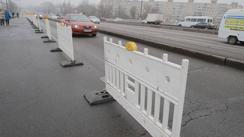 В Днепре ремонтируют аварийный путепровод, - ФОТО, фото-1