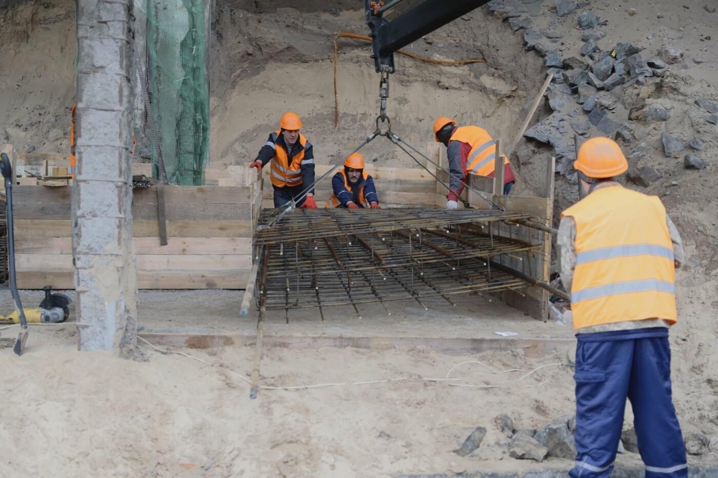 В Днепре ремонтируют аварийный путепровод, - ФОТО, фото-5