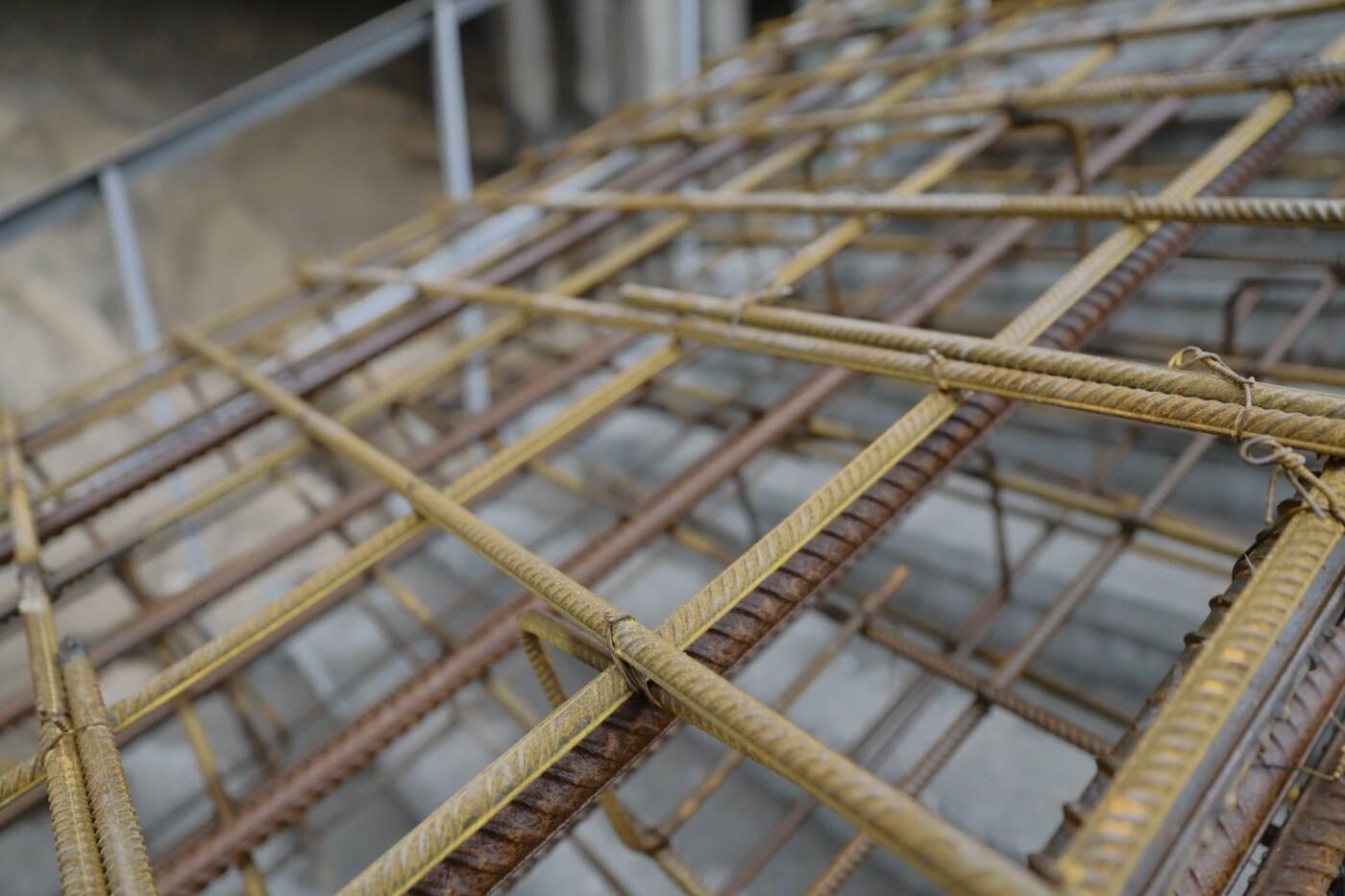 В Днепре ремонтируют аварийный путепровод, - ФОТО, фото-7