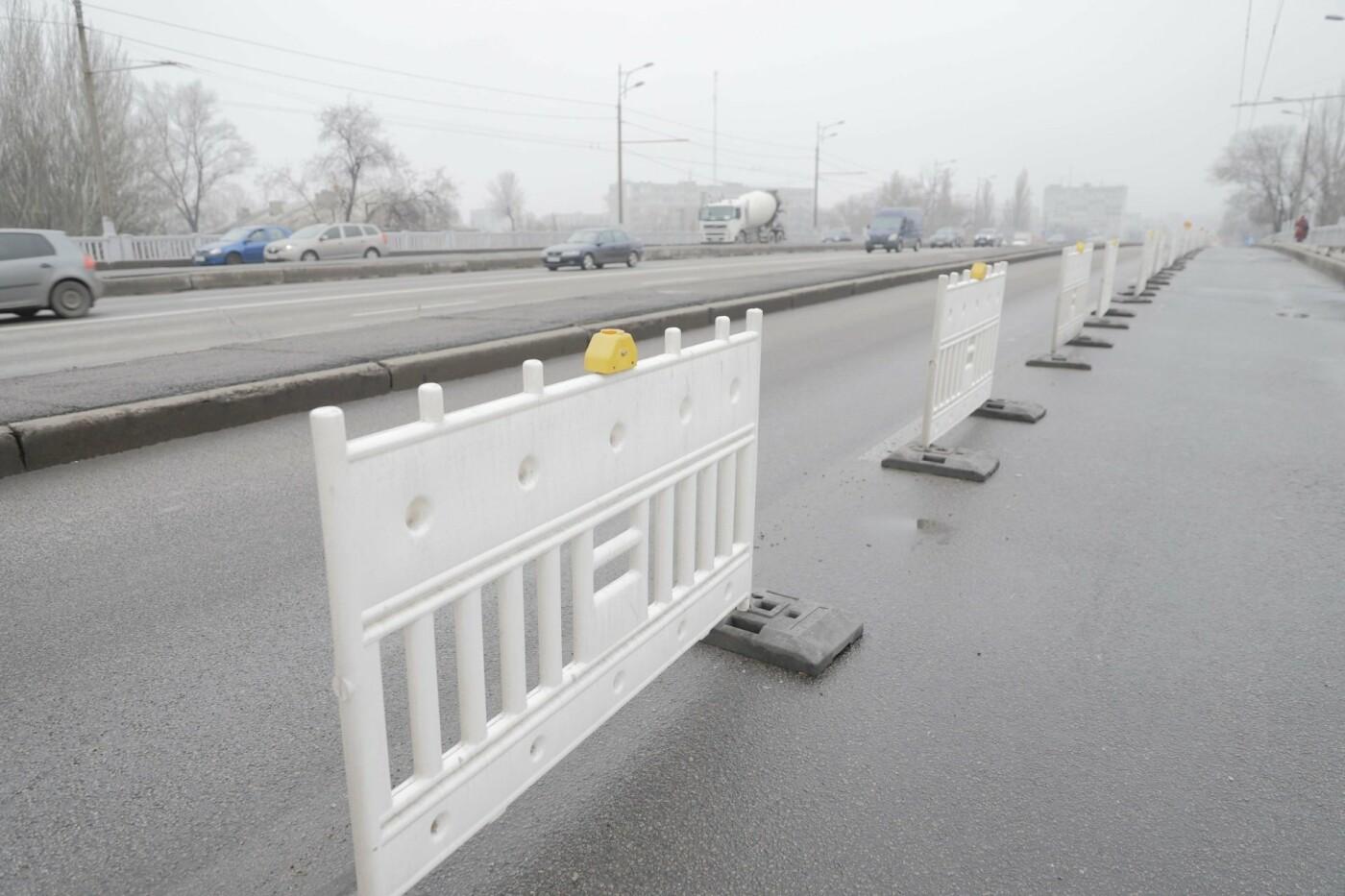 В Днепре ремонтируют аварийный путепровод, - ФОТО, фото-9