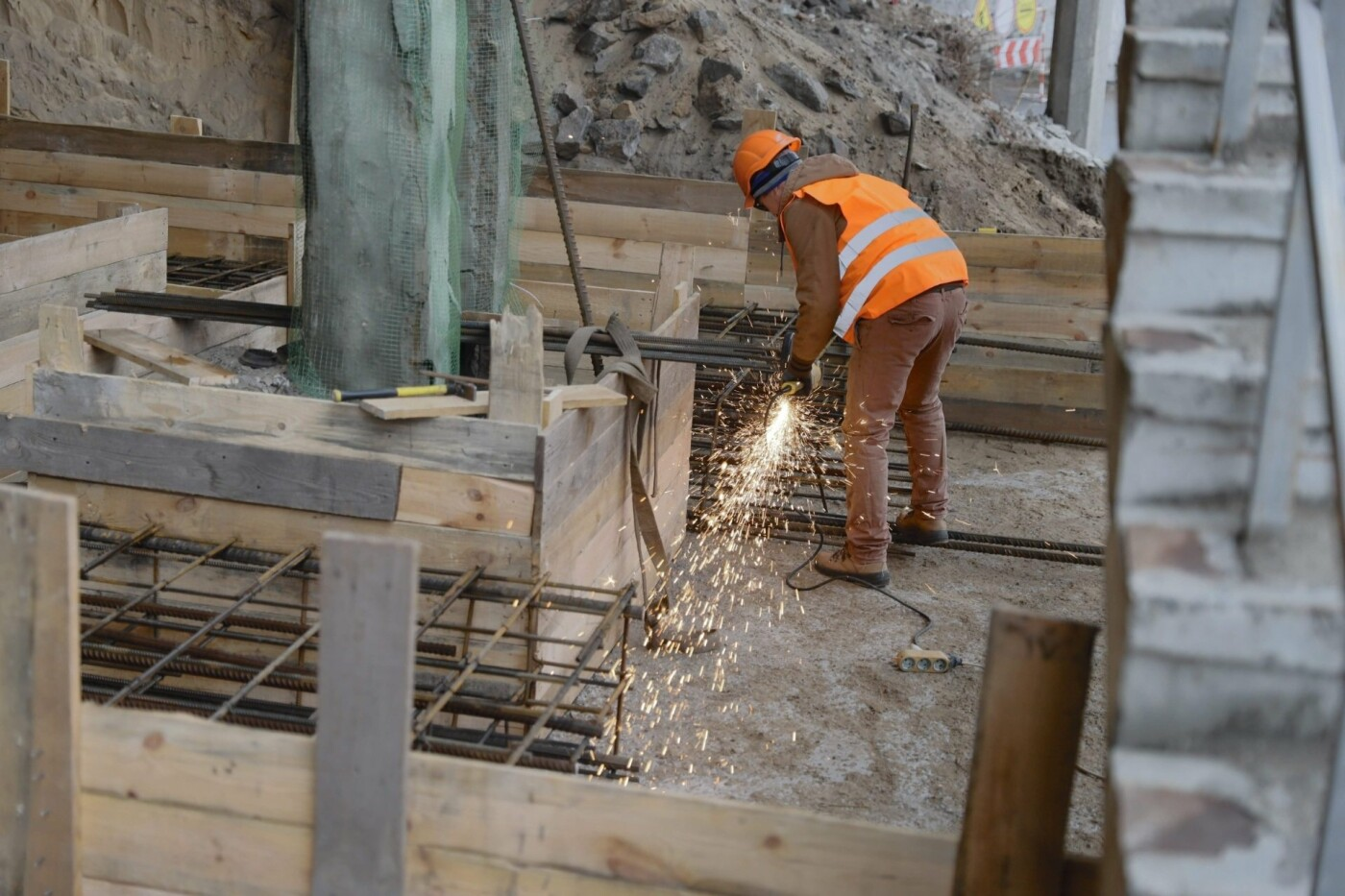 В Днепре ремонтируют аварийный путепровод, - ФОТО, фото-10