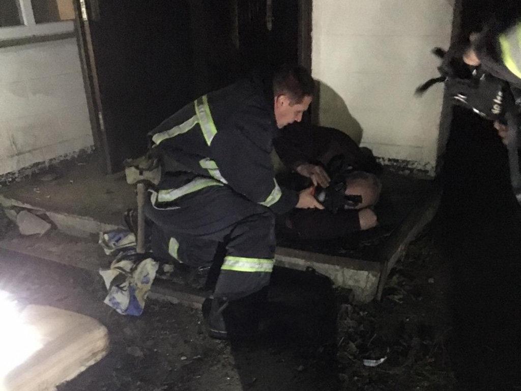 Под Днепром произошел пожар: есть пострадавшие, - ФОТО, фото-1
