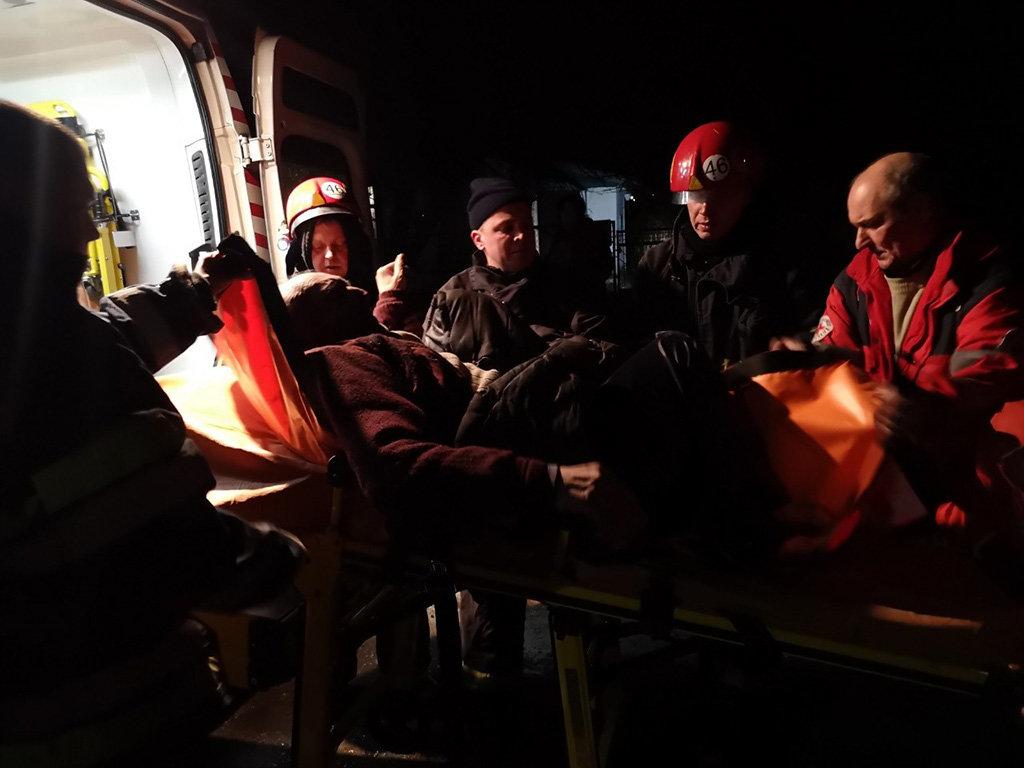 Под Днепром произошел пожар: есть пострадавшие, - ФОТО, фото-2