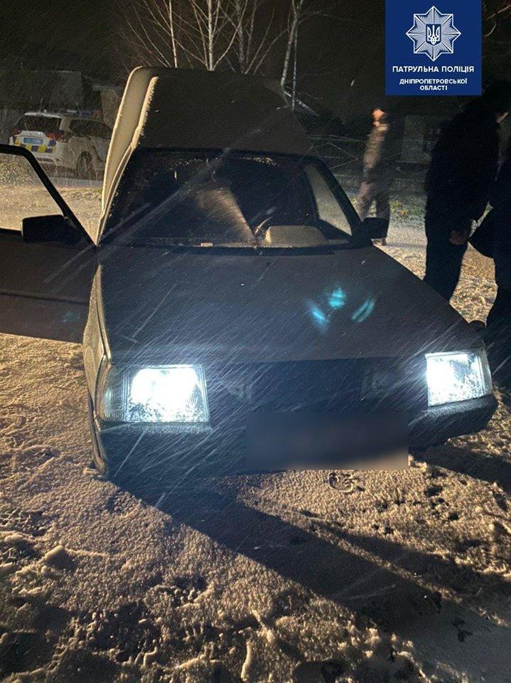 В Днепре задержали мужчин, устроивших ночной грабеж, фото-1