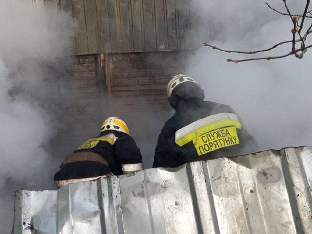 В Днепре ликвидировали пожар на открытом воздухе, фото-2