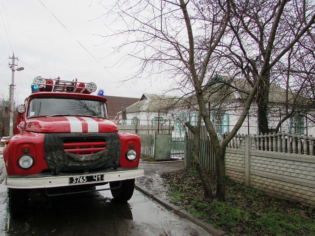 На Днепропетровщине пожарники потушили возгорание в частном секторе, - ФОТО, фото-1