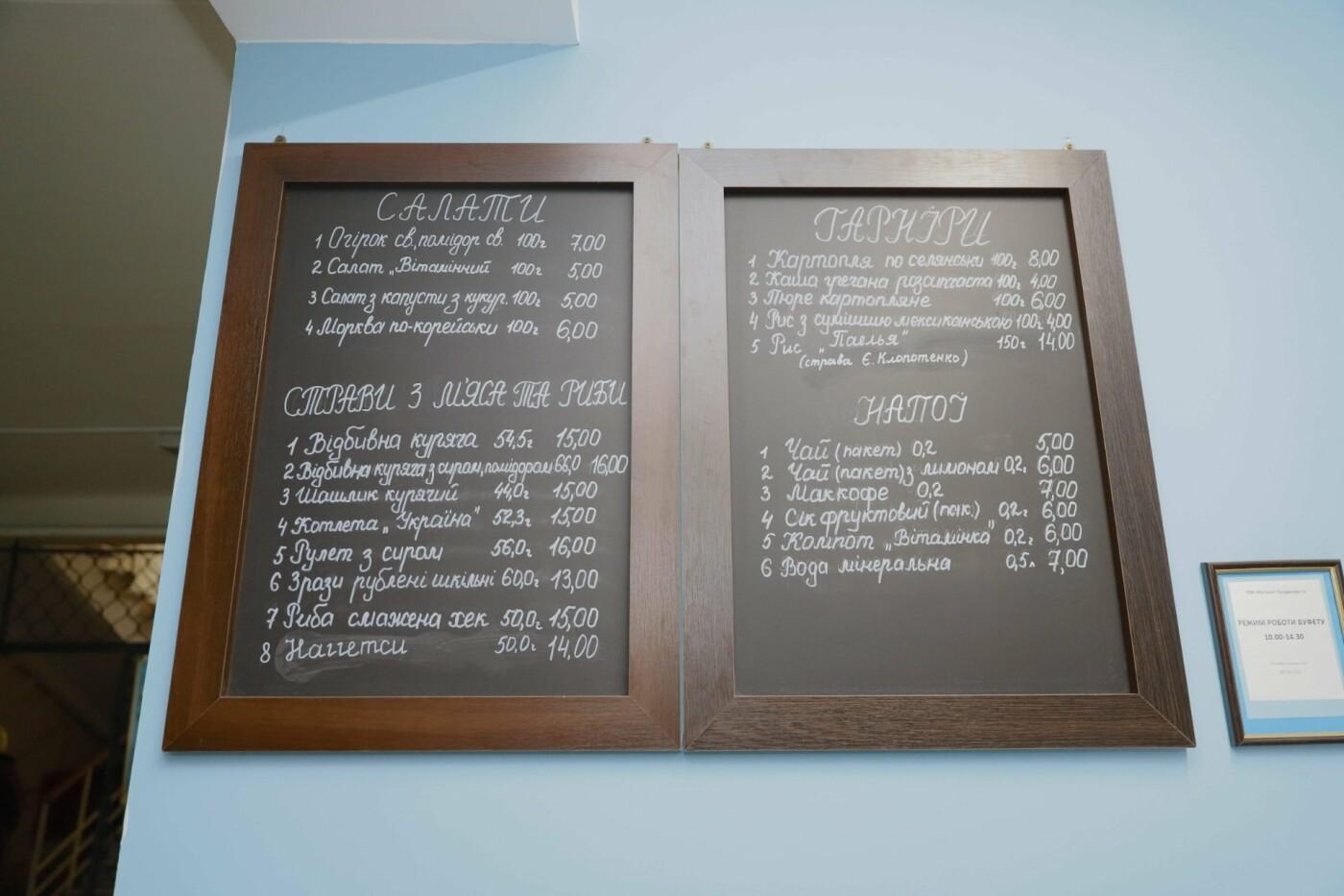 Шведский стол и английский стиль: как кормят школьников в Днепре, - ФОТО, фото-6