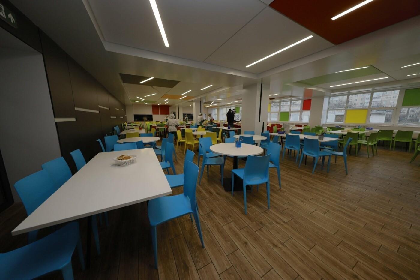 Шведский стол и английский стиль: как кормят школьников в Днепре, - ФОТО, фото-5