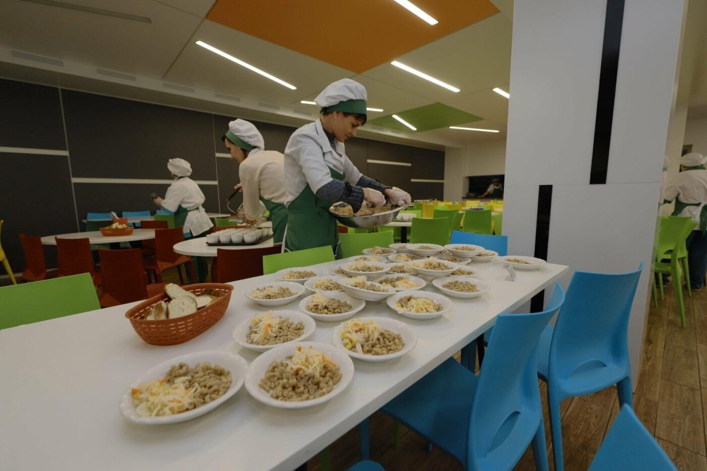 Шведский стол и английский стиль: как кормят школьников в Днепре, - ФОТО, фото-1