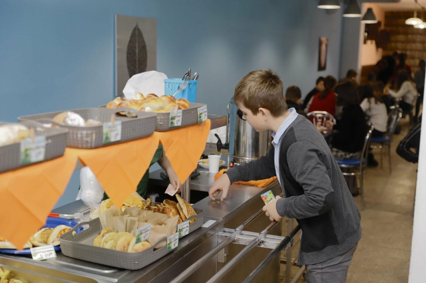 Шведский стол и английский стиль: как кормят школьников в Днепре, - ФОТО, фото-3