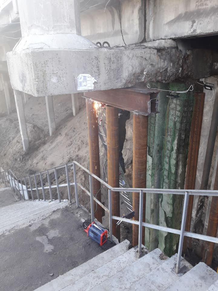 В Днепре ремонтируют еще один мост, - ФОТО, ВИДЕО, фото-2