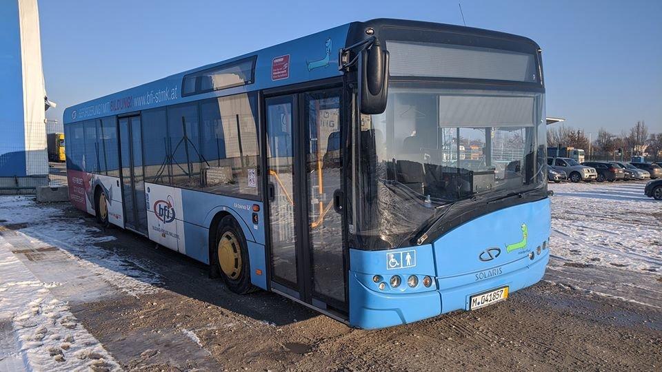 В Днепре на один из маршрутов вышли немецкие вместительные автобусы, - ФОТО, ВИДЕО, фото-2