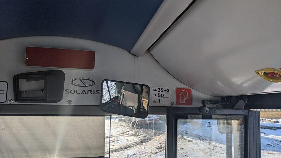 В Днепре на один из маршрутов вышли немецкие вместительные автобусы, - ФОТО, ВИДЕО, фото-8