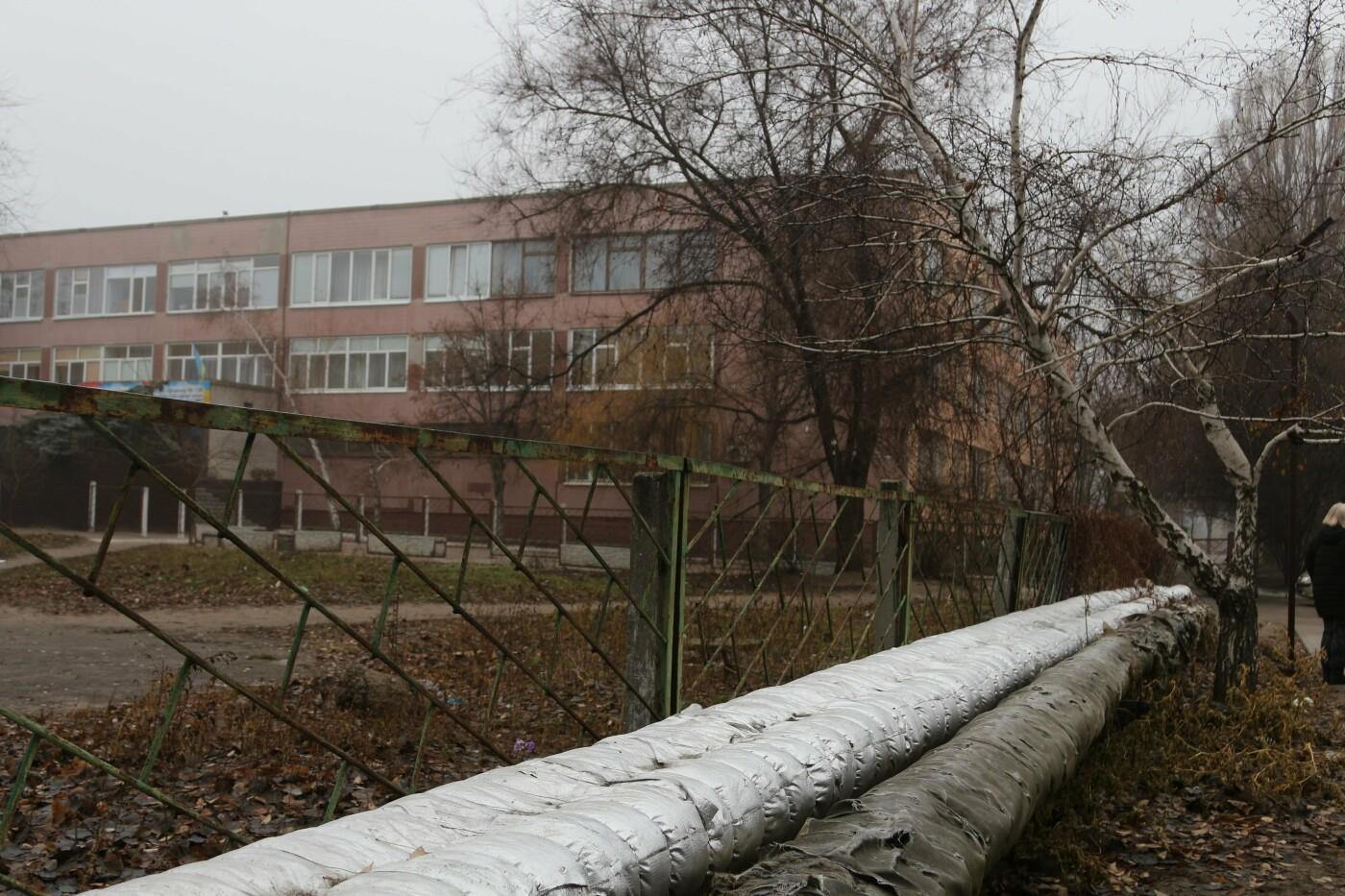 В Приднепровске за ночь прорвало теплотрассу в двух местах, - ФОТО, фото-2